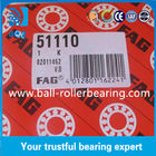Chrome Steel 51110 Thrust Ball Bearing Two Way C0 C1 Clearance Free sample