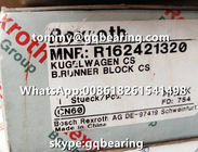 Rexroth R162421320 Narrow Type Standard Long Length High Height Linear Carriage