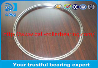 "Brass Cage 4""x5 1/2""x3/4"" Thin Section Bearing Open Ball BearingsVF040CP0 /VF040CP0 Ball Bearing"
