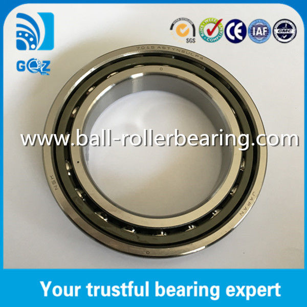 25 degree Contact Angle Universal Matching NSK Super Precision Bearings 7005A5TYNSULP4