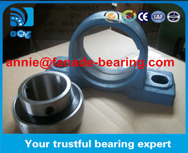 high quality Insert bearing YAR205-2F E2.YAR205-2F Pillow bearing for farm machinery  Pillow Block Bearing