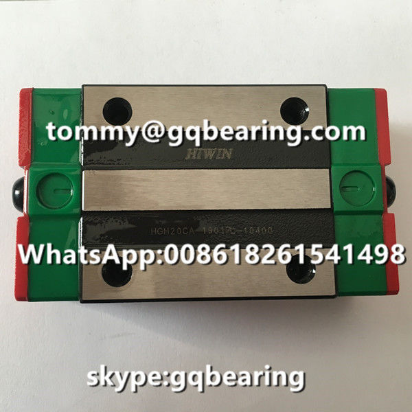 Competitive Price HIWIN HGH20CA HGH20CAZAC Square Type Linear Guideway