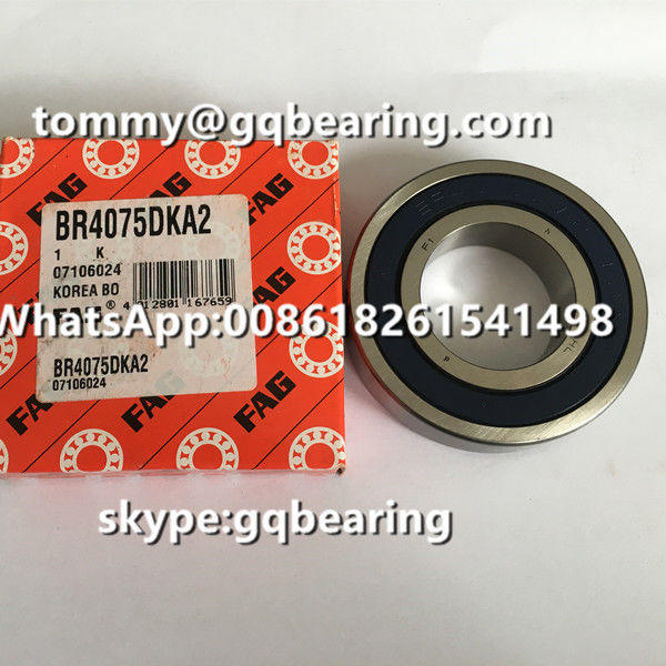 KBC BR4075DKA2 Rubber Sealed Deep Groove Ball Bearing  Automotive Gearbox Bearing