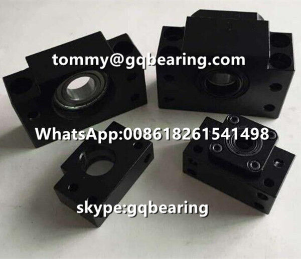 CNC Machine Application THK BF40 Square type Ball Screw Support Slide Units