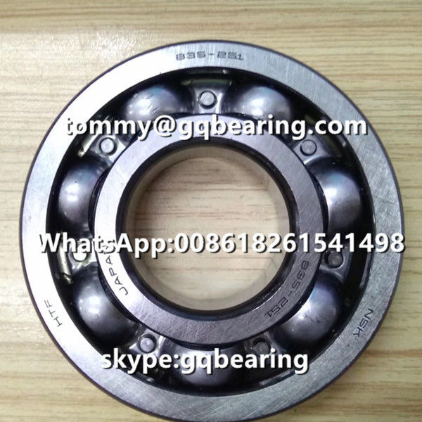 GCR15 STEEL Material NSK HTF B35-251 Automotive Deep Groove Ball Bearing 35x82x19.5mm