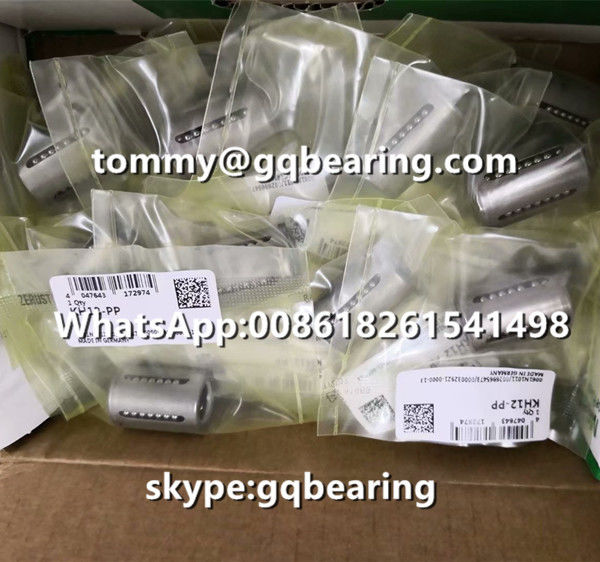 Germany origin INA KH12-PP Linear Ball Bearing KH1228-PP Linear Bushing