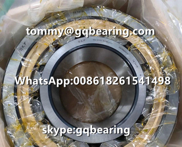 C3 Clearance SKF NU2332ECML/C3 Single Row Cylindrical Roller Bearing