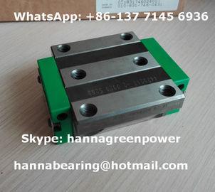 KWSE20V1-G2 20x63x30mm に耐えるガイド ブロック KWSE20-G3-V2 の線形キャリッジ