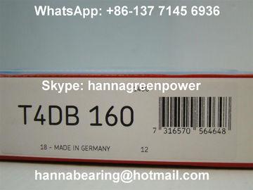 薄いタイプ T4DB160 の重負荷の先を細くすることの軸受 160x220x32mm